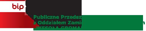 """BIP Publiczne Przedszkole w Wojcieszycach z Oddziałem Zamiejscowym w Różankach """"WESOŁA GROMADA"""""""